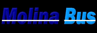 Logo de la empresa Transporte de viajeros Molina Bus, s.l. de Ciudad Real