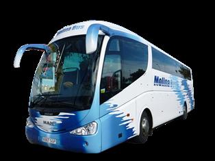 Servicios de Autocares Molina Bus